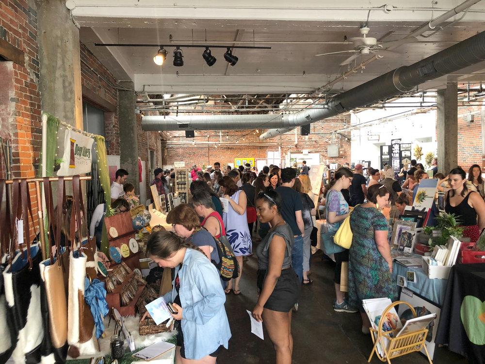 Ohio Explored Summer Maker Mart