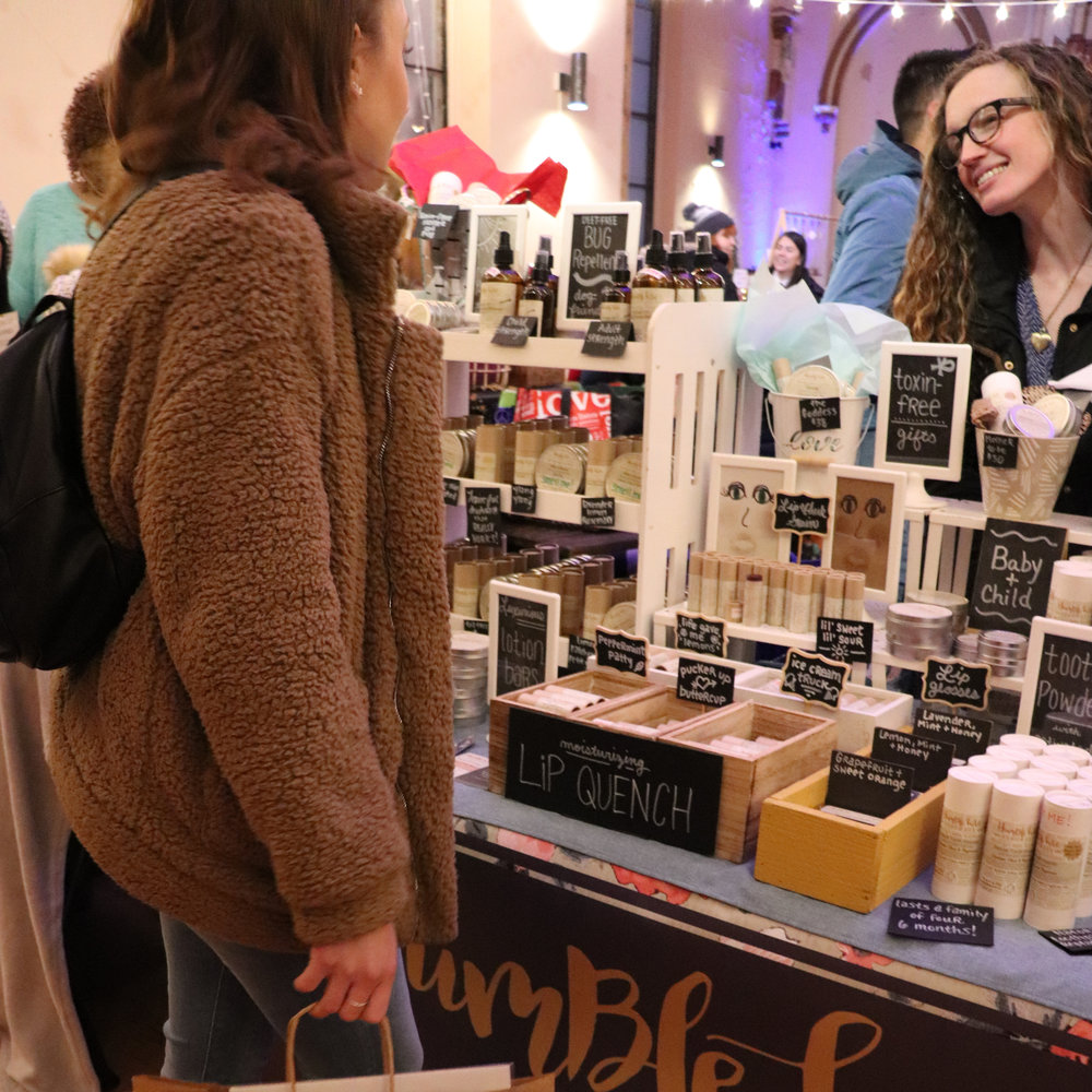 Humble Hive Homemade Ohio Explored Holiday Maker Mart
