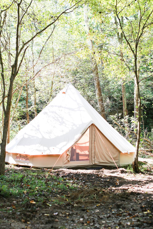 Tent-Hocking-Hills