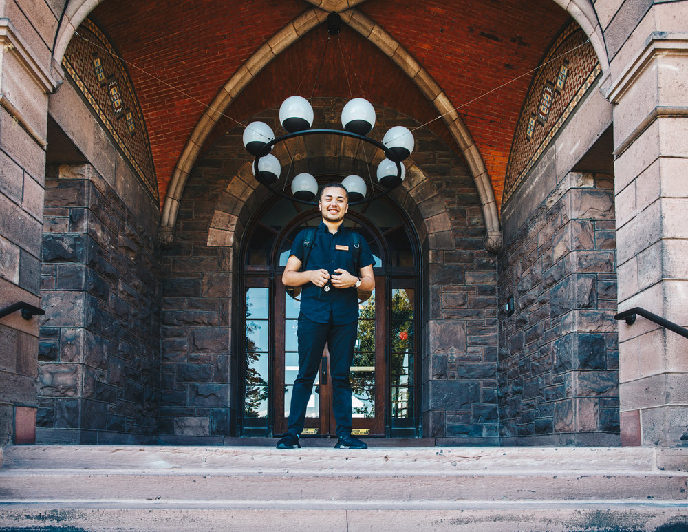 CHRISTIAN CORONADO - Assistant Photographer