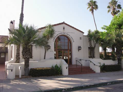 cabrillo arts center