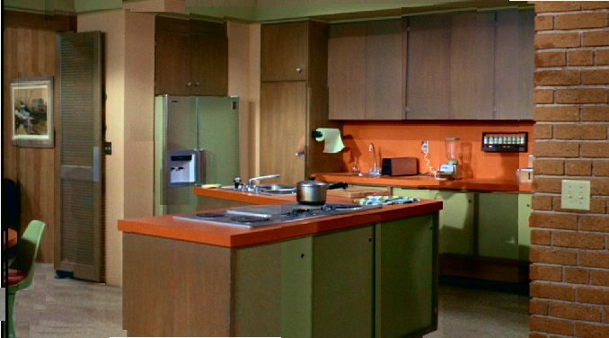 The Brady Bunch  Kitchen