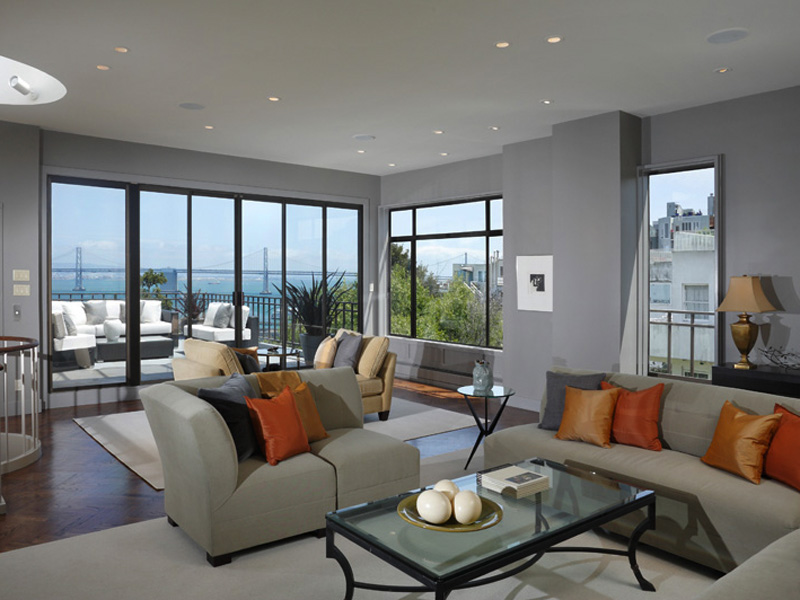 Telegraph Hill Residence -  1400 Montgomery - $4,650,000