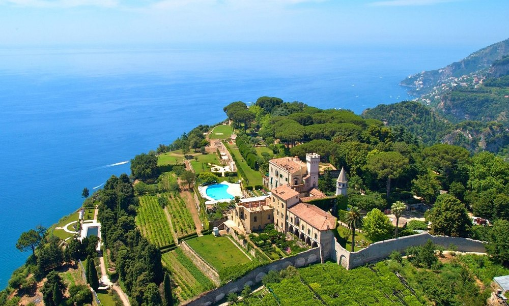 Villa Cimbrone and Gardens