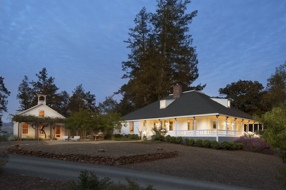 Cole House Calistoga