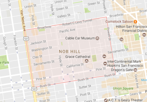 Nob Hill San Francisco Map.Nob Hill Stacey Caen Sotheby S