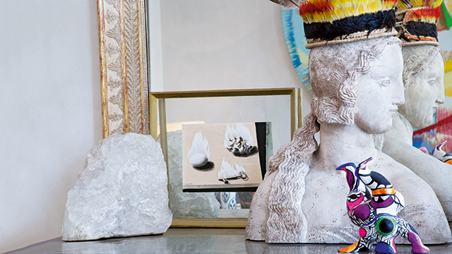 Inside the Home of Designer Jacques Grange