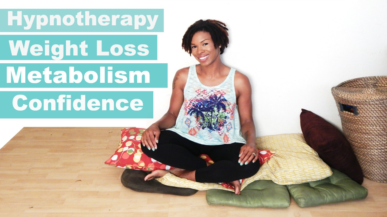 Hypnotherapy for Increased Weight Loss, Metabolism, Body confidence
