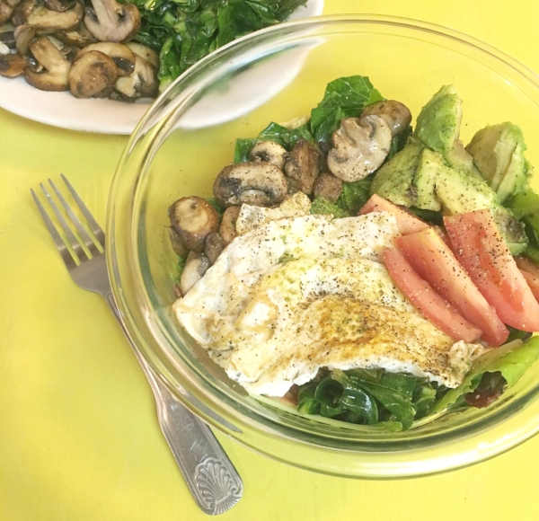 Powerful savory and nutritious Breakfast Bowl for Energy, Flavor, and Healthy Balance!