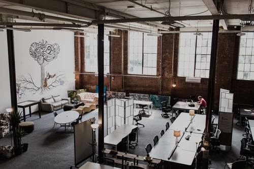 14 extraordinary coworking spaces in toronto startup Coworking space design ideas