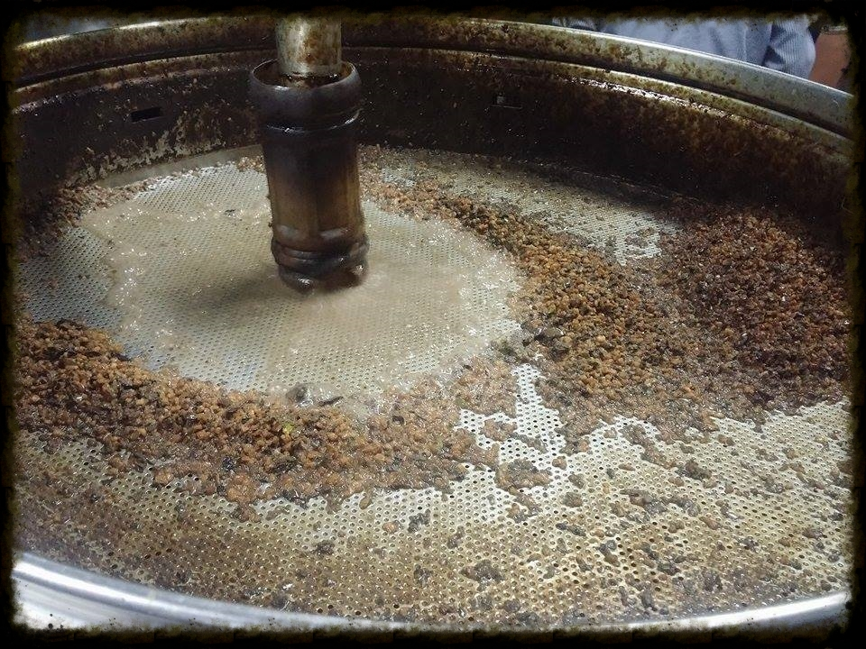 Filtering the Olives