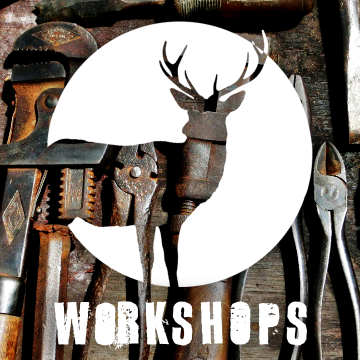 Workshops badge A