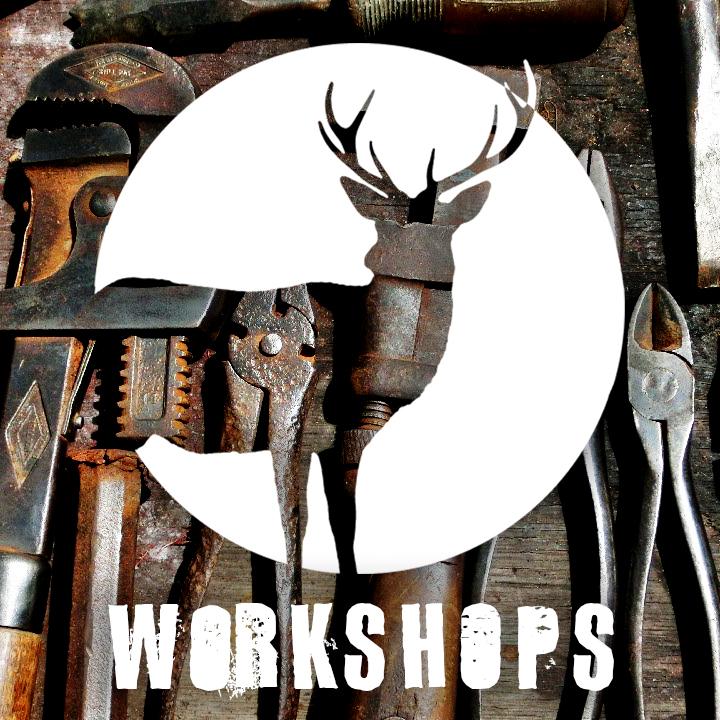 Workshops badge A