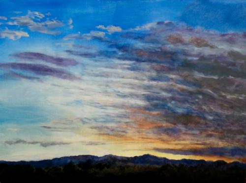 Nevada Sky
