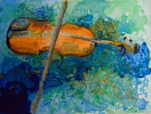 Paganini: Adagio espressivo