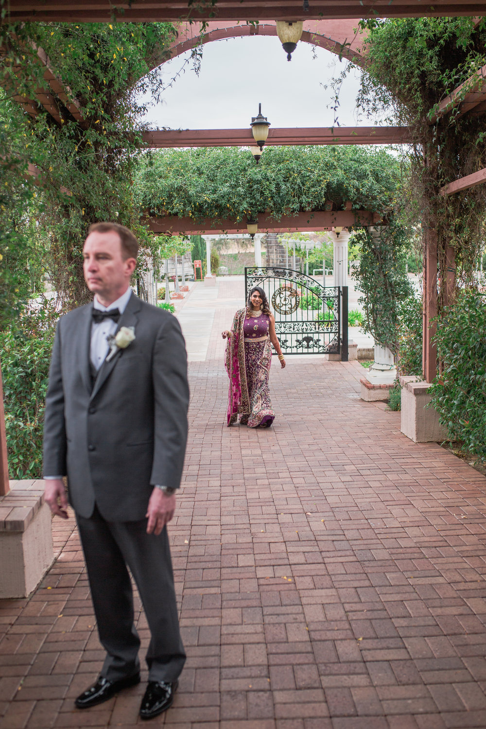 winery weddings, heather anderson photography, wedding photographer, first look