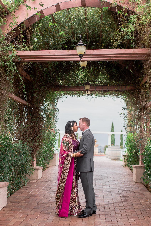 winery wedding photographer, Indian weddings, heather anderson photography