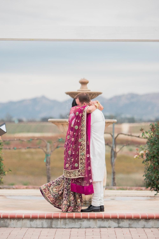winery wedding photographer, heather anderson photography, Indian weddings