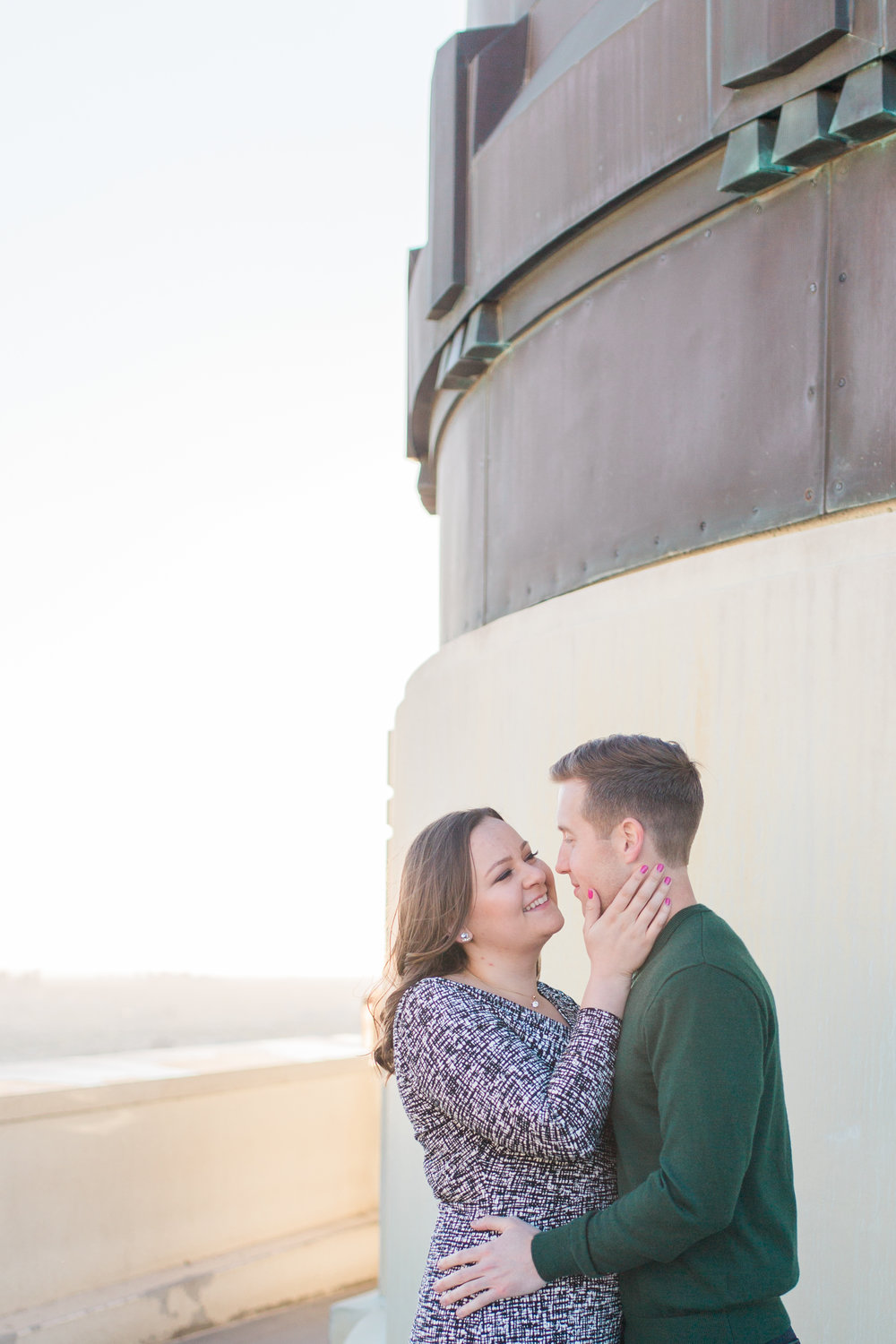Heather Anderson Photography, DTLA engagement photographer, Temecula weddings