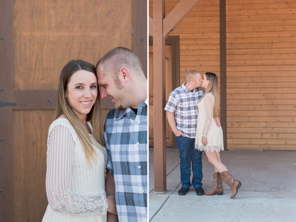 heather anderson photography, engagement photos, winery wedding photographer
