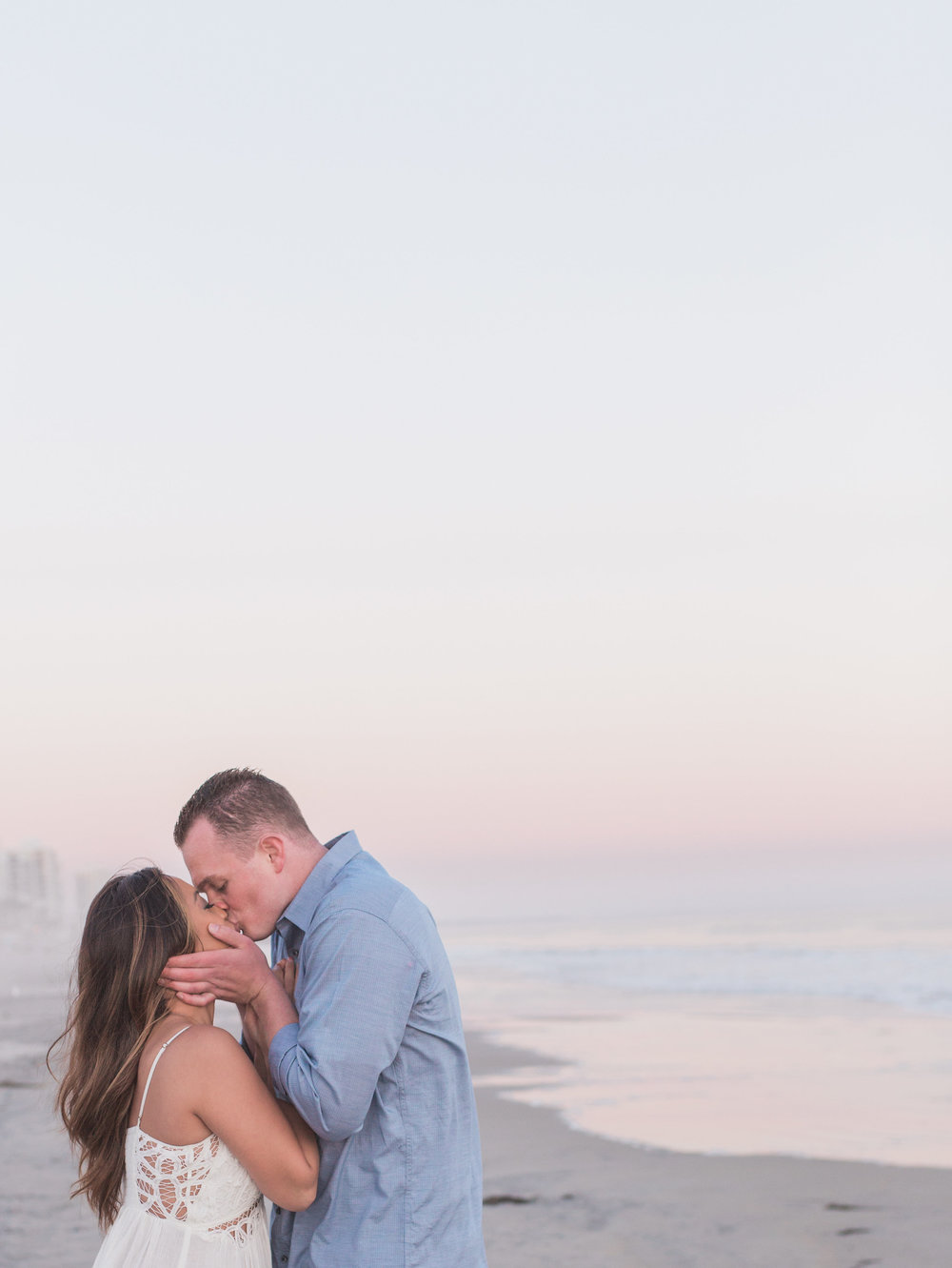 heather anderson photography, film photographer, coronado engagement session, destination weddings