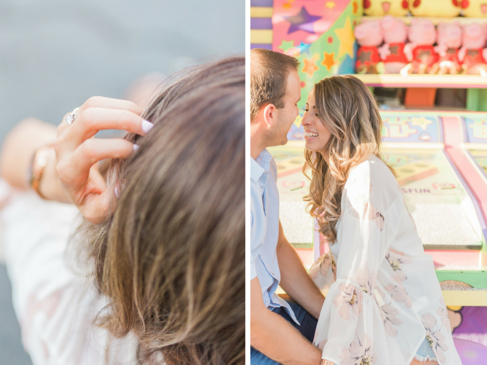 engagement session, engagement photography, fair engagement, adorable engagement