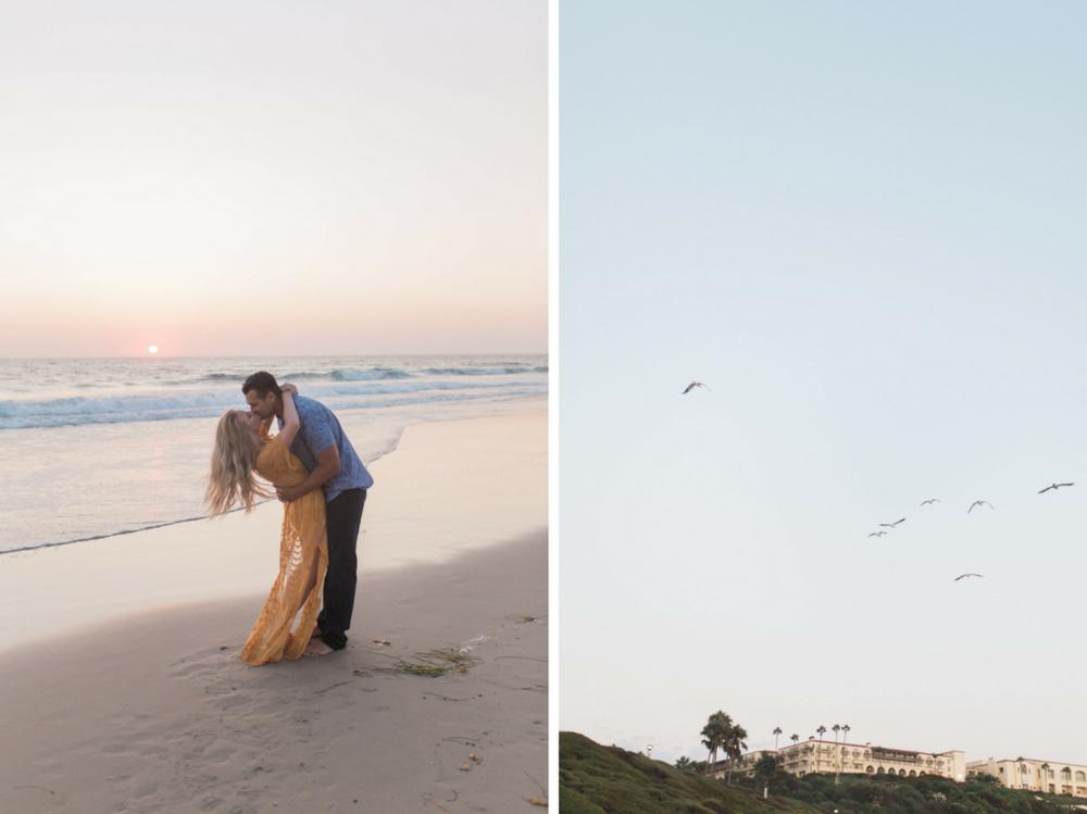 engagement session, film photographer, destination wedding photographer