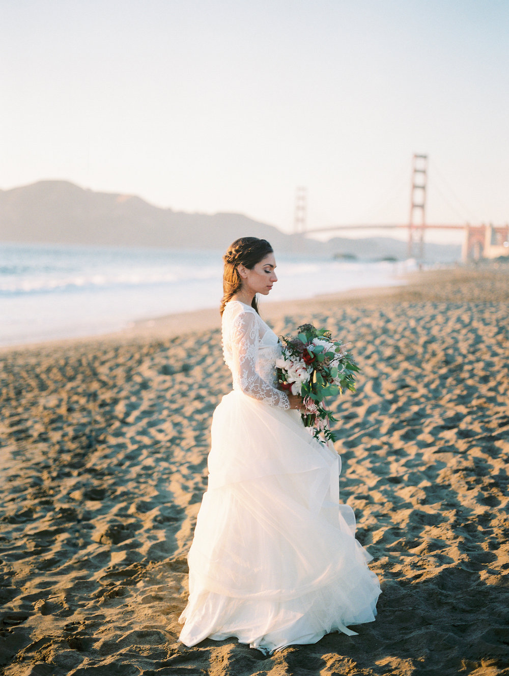 San Francisco film photographer, film photographer, destination weddings, elopement photography