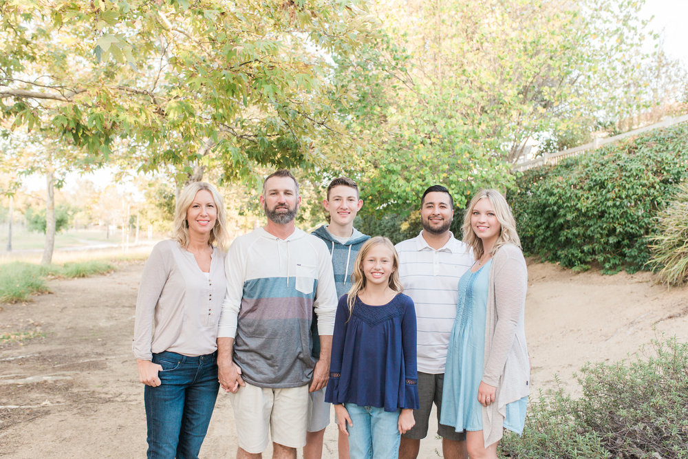 Film photography, family photography, Temecula
