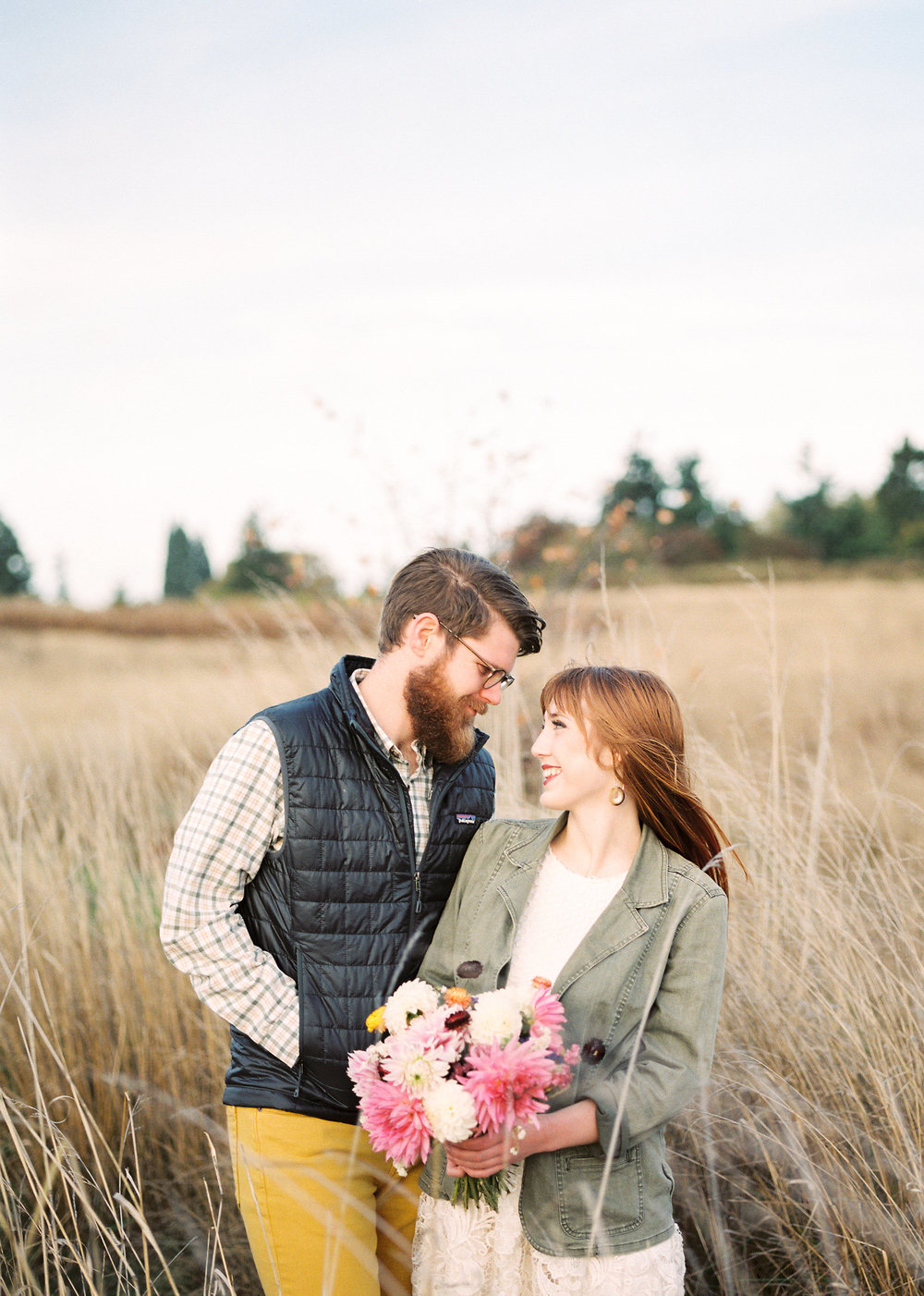 seattle wedding photographer, seattle engagement photos, couple photos, northwest engagement