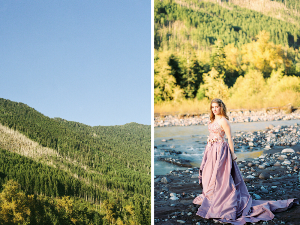 Film Photographer, Seattle Wedding Photographer, Styled Shoot