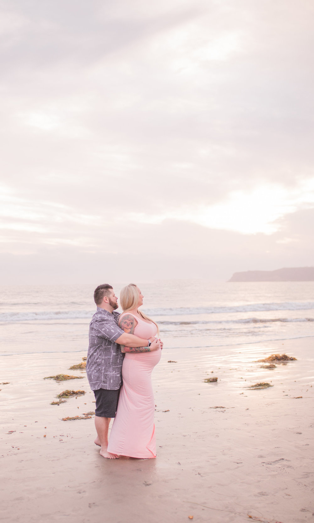 film photographer, maternity session, coronado