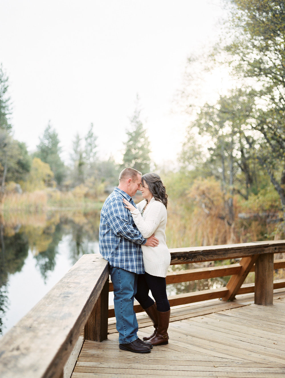 film photographer, engagement session, Idyllwild engagement session, wedding photographer