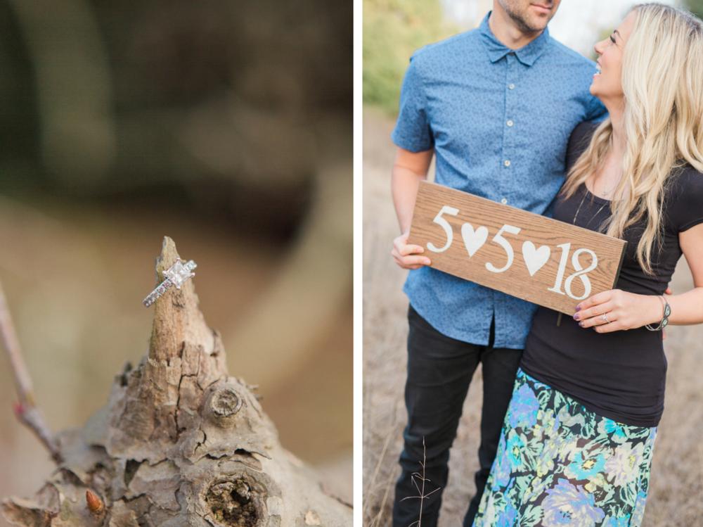 film photography, engagement, San Diego engagement