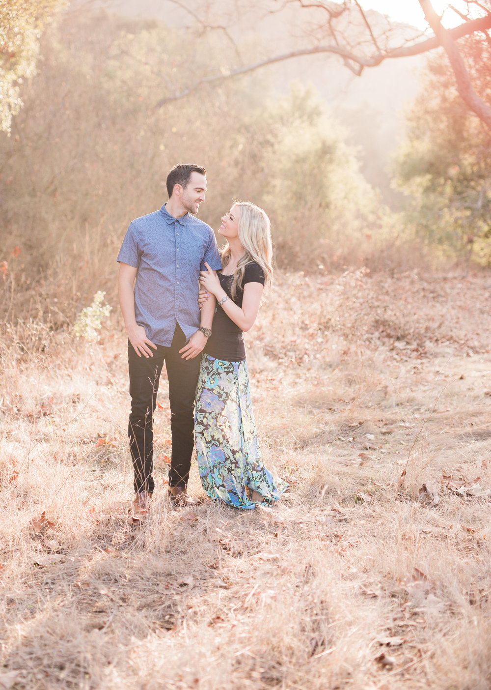 film photography, engagement session, San Diego