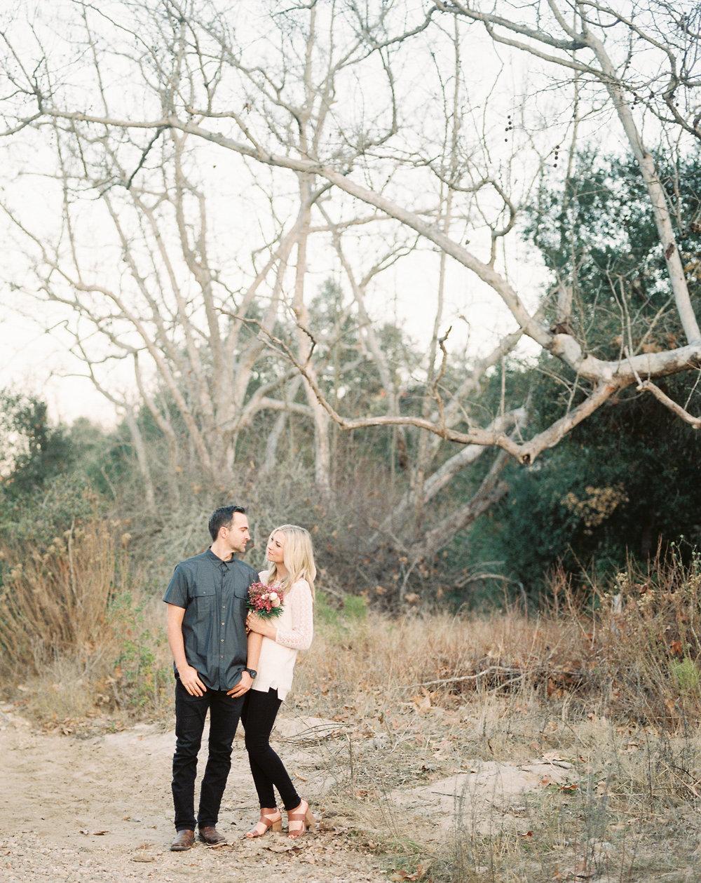 engagement, film photographer, San Diego