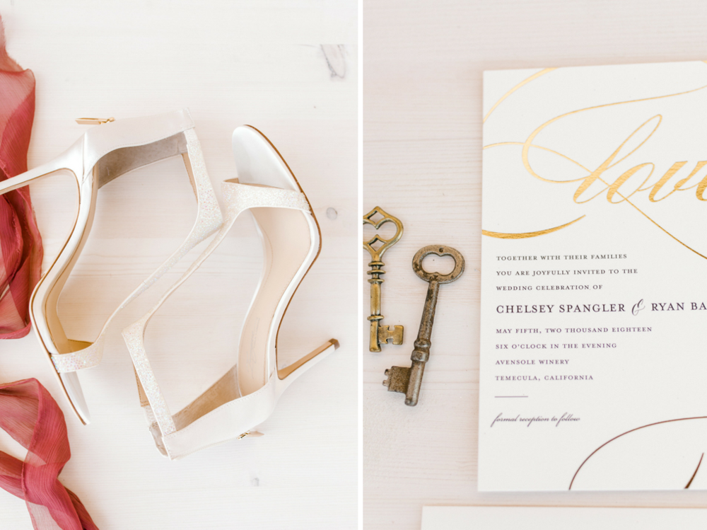 Avensole Winery Wedding by Heather Anderson Photography