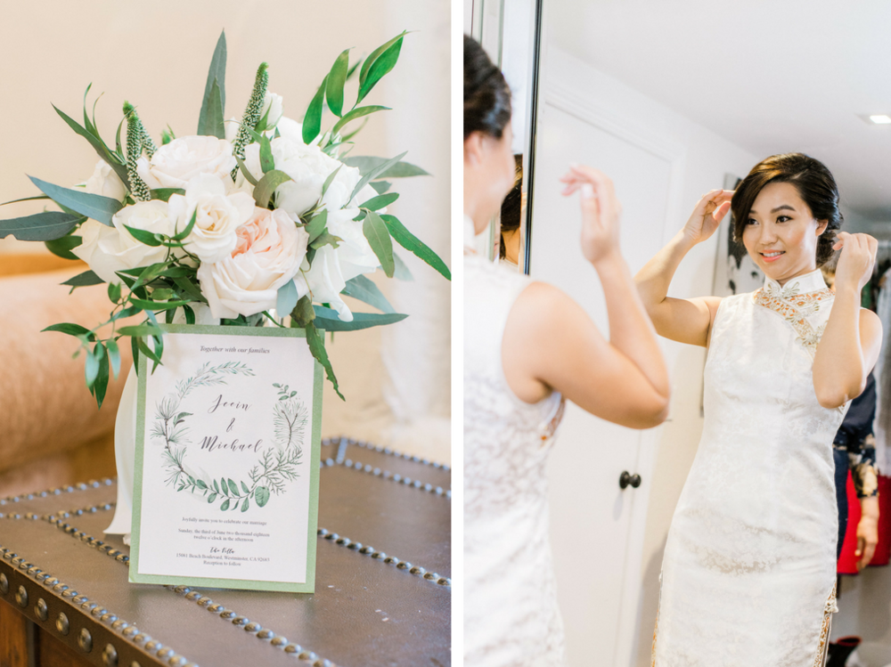 Orange County wedding by Heather Anderson Photography