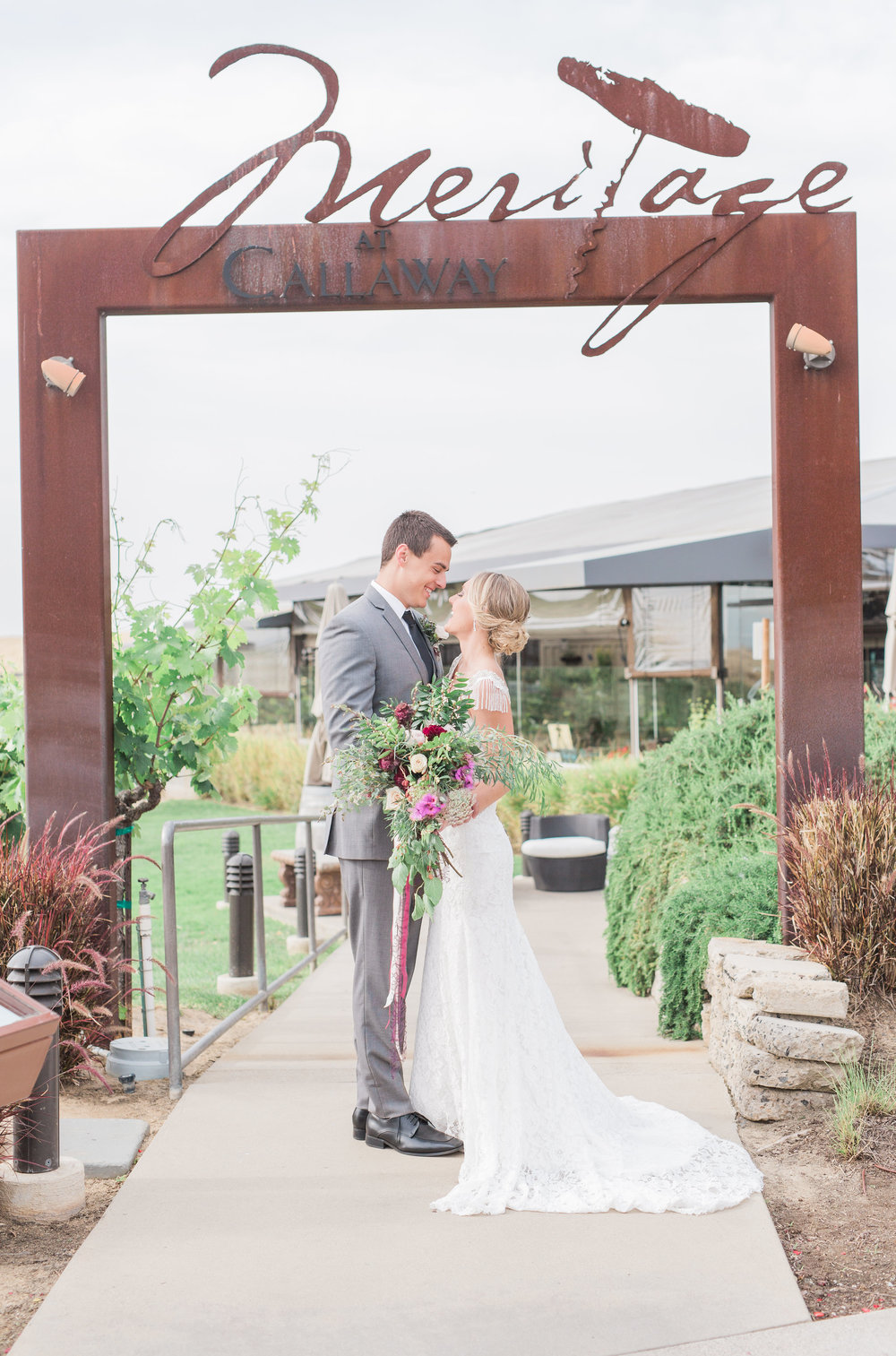 Callaway Winery Styled Shoot