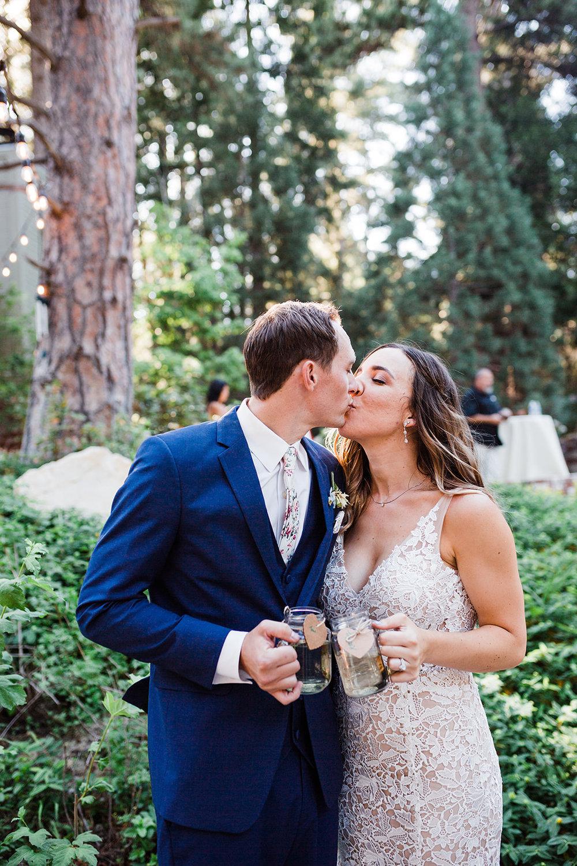 Lake Arrowhead Wedding Photography
