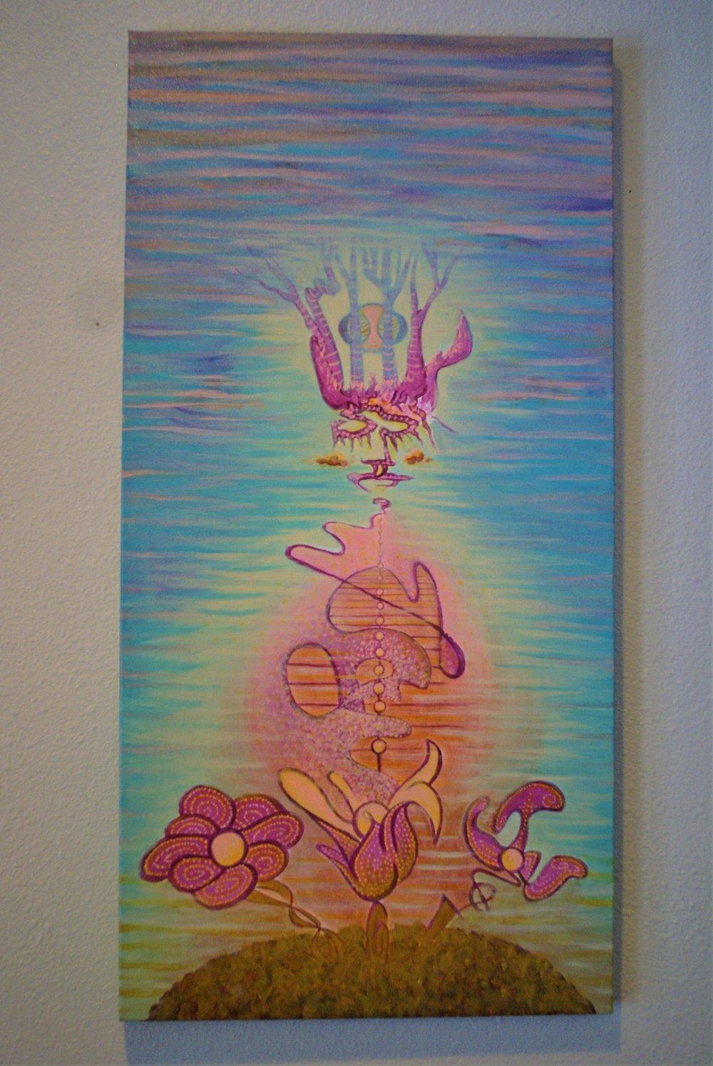 Painting 9 Oden Bean Flower Explosion.jpg