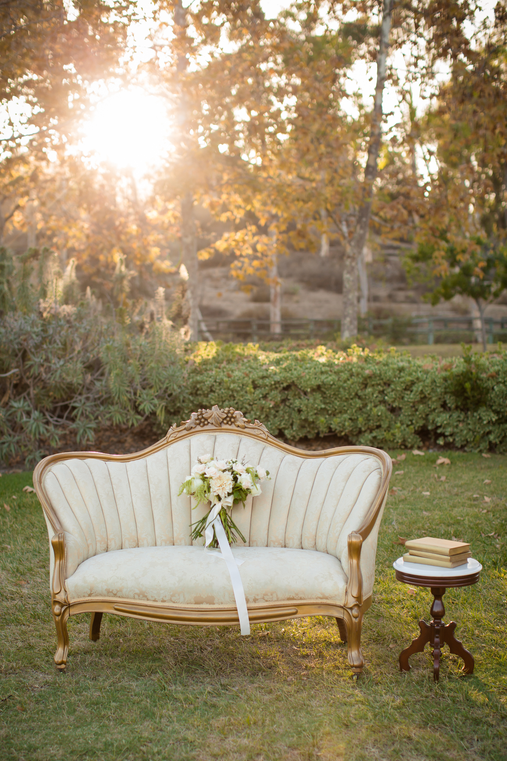 Southern California Vintage Chic Wedding and Event Rentals | Party Pieces by Perry