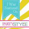 Party Pieces by Perry Featured on Party Style | Southern California Vintage Wedding Rentals