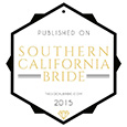 Party Pieces by Perry Featured on Southern California Bride | Orange County Vintage Wedding Rentals