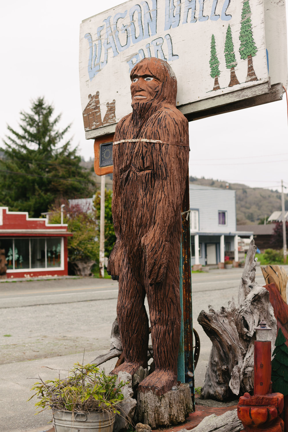Big Bigfoot