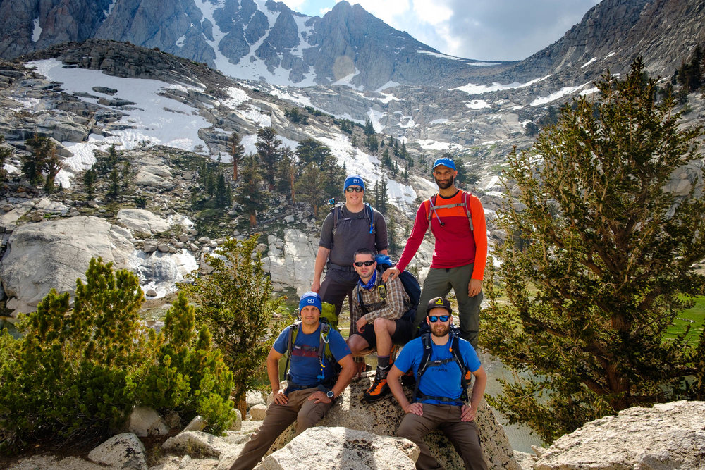 The Climbing Team