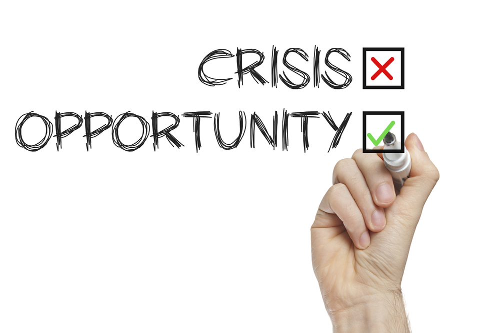 Turning Crisis into<br>Opportunity