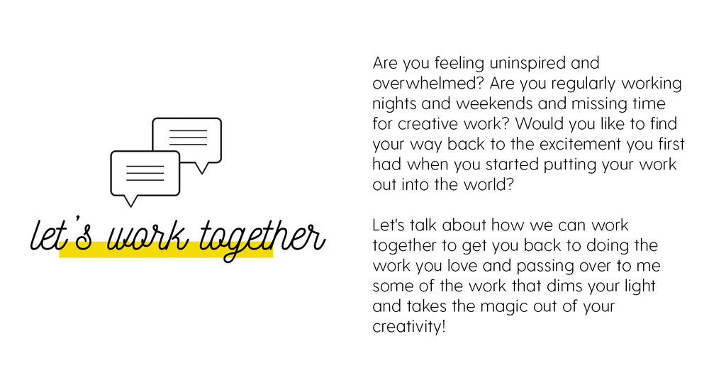 Virtual Assistant for Creatives