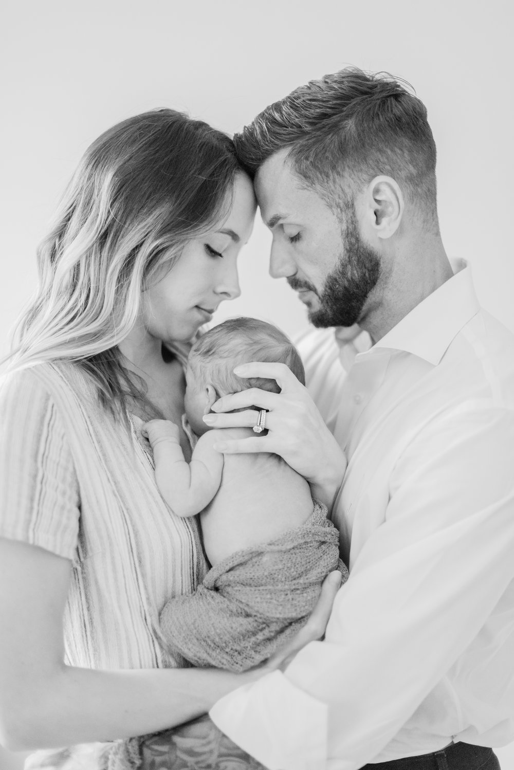 / CONNECT / - Congratulations on your upcoming little bundle of joy! We look forward to connecting with you, and answering any questions that you might have about our Newborn Sessions.