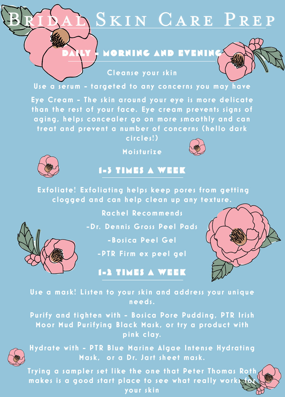 How to Prepare Your Skin for a Wedding